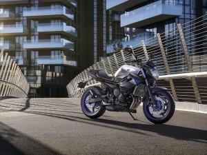 Yamaha XJ6 und FZ8 600 Euro günstiger. © spothits/Yamaha