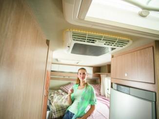 Neue Luftverteilerbox für Dometic-Fresh-Jet-Klimaanlagen. © spothits/Dometic