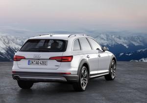 Audi A4 Allroad Quattro bestellbar. © spothits/Audi
