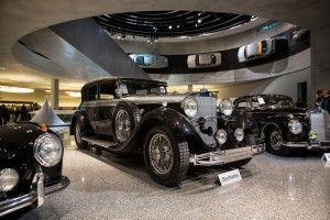 57 Mercedes-Benz-Klassiker kommen unter den Hammer. © spothits/Daimler