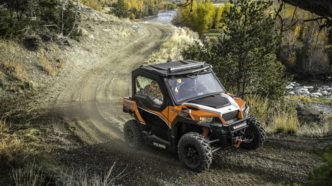 Polaris bringt den General. © spothits/Polaris
