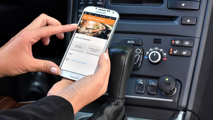 Versicherer starten automatisches Notruf-System. © spothits/GDV