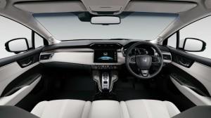 Verkaufsstart des Honda Clarity Fuel Cell in Japan. © spothits/Honda