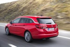 Präsentation Opel Astra Sports Tourer: Rüsselsheimer Raumfahrtprogramm. © spothits/Opel