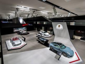 """Porsche zeigt """"Faszination Sportwagen"""". © spothits/Porsche"""