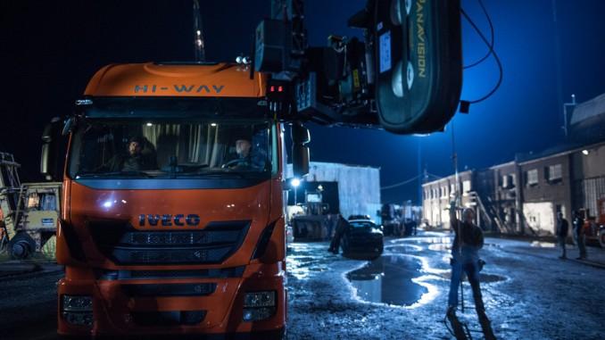 Iveco Stralis wird Kinoheld. © spothits/Iveco