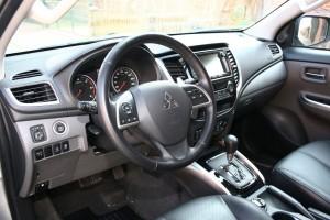 Mitsubishi L200: Neuer Auftritt mit alter Automatik. © spothits/Auto-Medienportal.Net