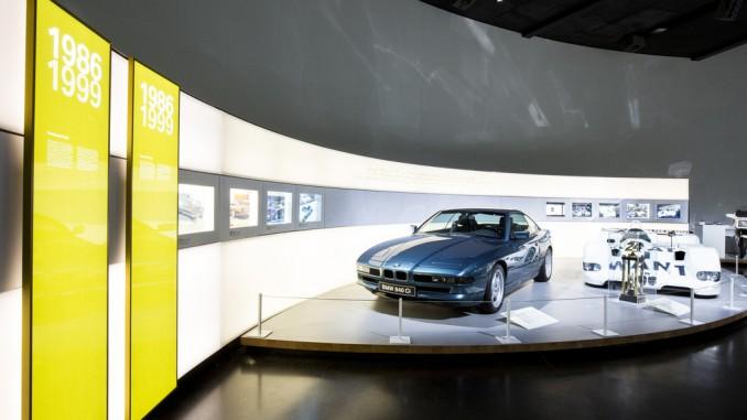 """BMW-Museum zeigt """"100 Meisterstücke"""". © spothits/ Hersteller/BMW-Ausstellung """"100 Meisterwerke""""."""