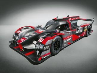 Audi startet mit R18 in Le Mans. © spothits/Audi