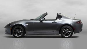 New York 2016: Mazda MX-5 mit elektrischem Dach. © spothits/Mazda