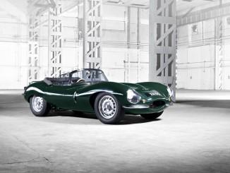 Jaguar Classic legt den XKSS neu auf. © spothits/Jaguar Land Rover