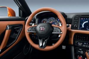 New York 2016: Nissan spendiert dem GT-R ein Facelift. © spothits/Nissan