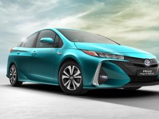 New York 2016: Sparsamer soll kein anderes Serienauto sein. © spothits/Toyota
