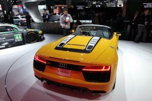Die New York International Auto Show: Die Zeichen der Zeit verkannt. © spothits/Peter Schwerdtmann