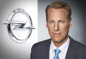 Löer wird Opel-Marketingdirektor. © spothits/Opel/Christian Löer.