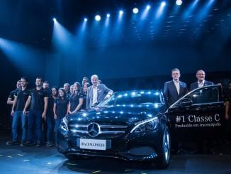 Mercedes-Benz startet Pkw-Produktion in Brasilien. © spothits/Daimler