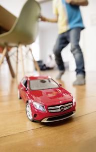 Mercedes-Benz präsentiert Accessoires-Collection 2016. © spothits/Daimler