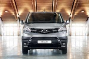 Kleintransporterfamilie wächst. © spothits/Toyota