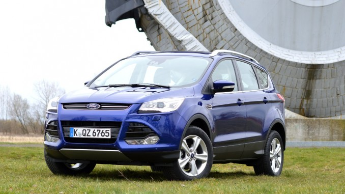 test ford kuga titanium 1 5 liter ecoboost spothits. Black Bedroom Furniture Sets. Home Design Ideas