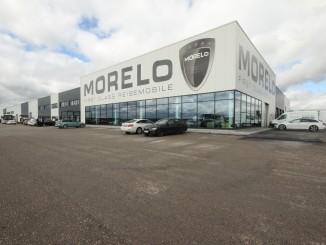 Morelo feiert Werkserweiterung. © spothits.de/Morelo
