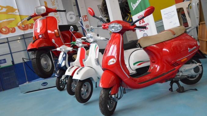 Vespa: Der Kultroller wird 70. © spothits.de/Piaggio