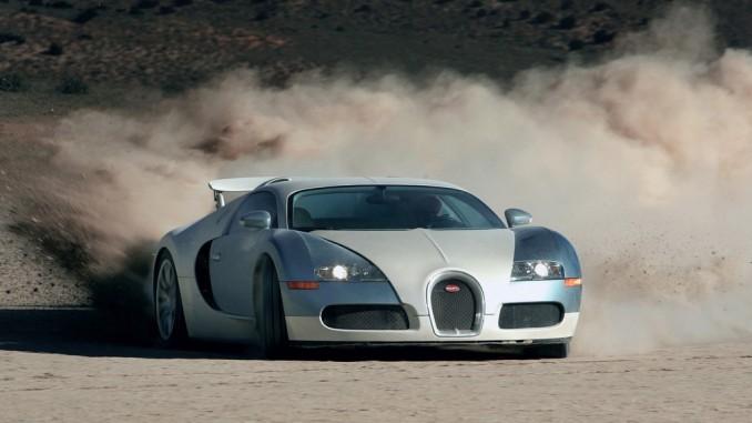 Rückruf für den schnellsten Sportwagen der Welt. © spothits/Bugatti Veyron./Foto: Auto-Medienportal.Net/Bugatti