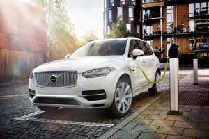Volvo will an die Spitze der Elektrifizierung. © spothits/Haakon Samuelsson./Foto: Volvo