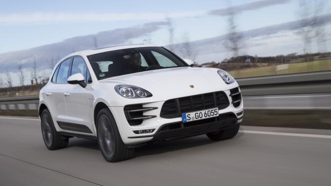 Porsches Bestseller heißt Macan. © spothits/Porsche Macan Turbo./Foto: Auto-Medienportal.Net/Porsche