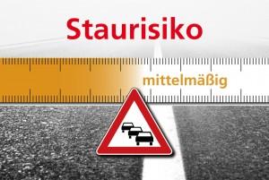 Stauprognose: Reger Ausflugsverkehr erwartet. © spothits/Staurisikoeinschätzung des ACE für das kommende Wochenende./Foto: Auto-Medienportal.Net/ACE