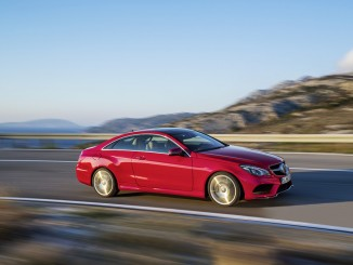 Fünf neue Modelle kommen zu den Mercedes-Benz-Händlern. © spothits/Mercedes-Benz E-Klasse Coupé./Foto: Auto-Medienportal.Net/Daimler