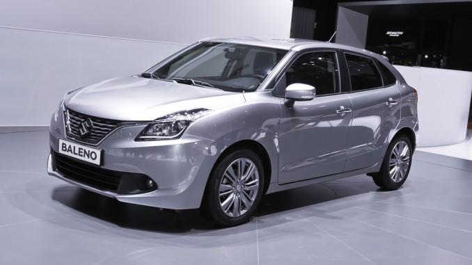 Suzuki Baleno ab 13 790 Euro. © spothits/Suzuki Baleno. Foto: Auto-Medienportal.Net/Euromediahouse