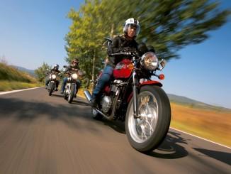 Mauer März für Motorräder. © spothits/Motorradfahrer./Foto: Louis/GTÜ