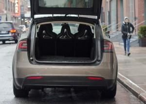 Tesla Model X: Es geht noch größer. © spothits/Foto: Jeff Jablansky