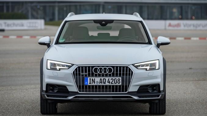 Audi A4 Allroad Quattro: Abschied ohne Reue. © spothits/Audi A4 Allroad Quattro. Foto: Foto: Hersteller