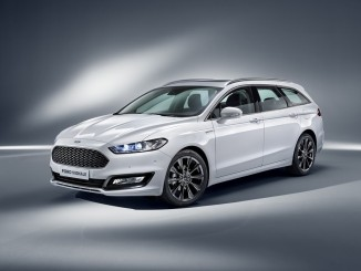 Ford Mondeo Vignale ab 399 Euro Leasingrate. © spothits/Ford Mondeo Turnier Vignale. Foto: Ford