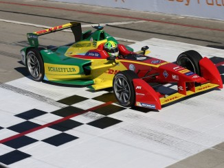 Formel E: Lucas di Grassi triumphiert in Long Beach. © spothits/Foto: Abt