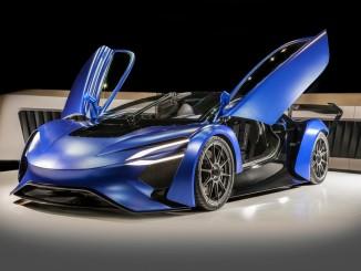Techrules sucht Produktionstandort für elektrischen Supersportwagen. © spothits/ Techrules TREV. Foto: Techrules