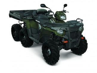 Polaris bringt Sportsman 6x6 Big Boss. © spothits/Polaris Sportsman 6x6 Big Boss. Foto: Polaris