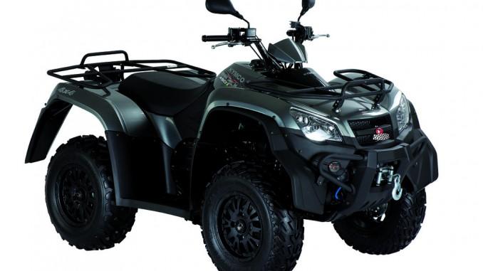 Kymco MXU 450i LOF mit 400 Euro Preisnachlass. © spothits/Kymco MXU 450i LOF. Foto: Kymco