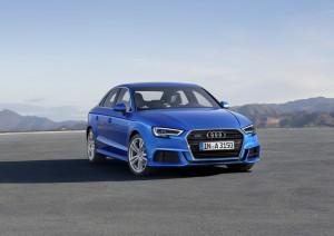 Update für den Audi A3. © spothits/Audi A3 Sportback. Foto: Audi