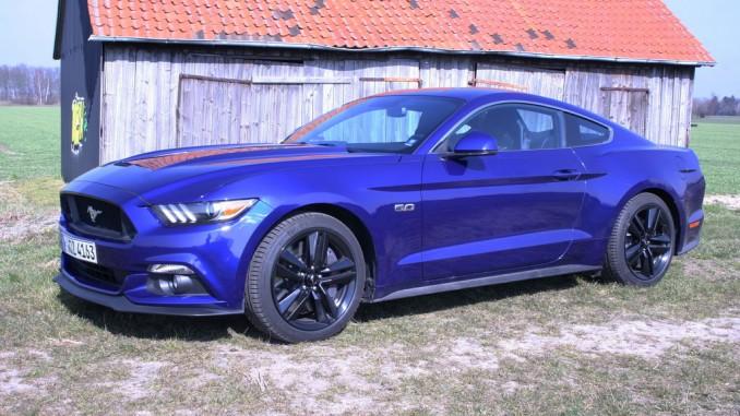 Zulassungen: Ford Mustang überholt den Audi TT. © spothits/Ford Mustang GT. Foto: Auto-Medienportal.Net
