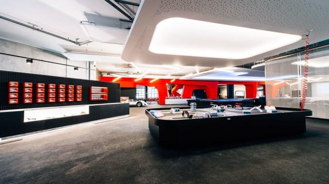 Carrera eröffnet Marken- und Erlebniswelt. © spothits/Carrera World in Nürnberg./Foto: Stadlbauer