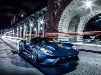 Ford startet erste Verkaufsphase für den GT. © spothits/Ford GT./Foto: Ford