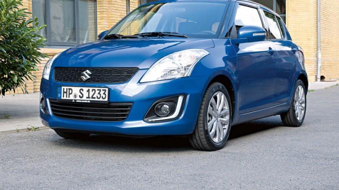 Suzuki verkauft fünfmillionsten Swift. © spothits/Suzuki Swift./Foto: Suzuki