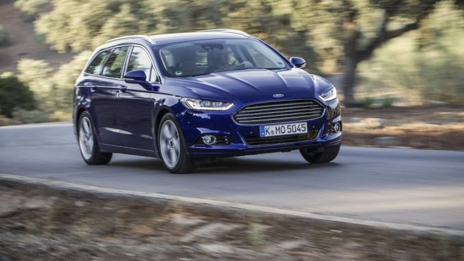 Ford überarbeitet Mondeo, S-Max und Galaxy. © spothits/Ford Mondeo/Foto: Ford