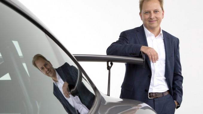 Koslowski wechselt zu Porsche. © spothits/Thilo Koslowski./Foto: Porsche