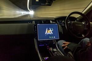 Autonom durch Amsterdam. © spothits/Im Rahmen der Tagung der EU-Verkehrsminister in Amsterdam stellten Jaguar und Land Rover ihre Entwicklung auf dem Gebiet autonomer Autos vor./Foto: Jaguar Land Rover
