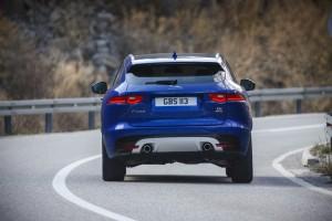 Jaguar F-Pace: Raubkatze fürs Gelände. © spothits/Jaguar F-Pace./Foto: Hersteller