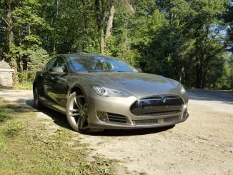Tesla bekommt ein neues Gesicht. © spothits/Tesla Model 3./Foto: Tesla