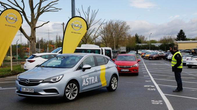 Frühlingsfest der Opel-Mitarbeiter lockt 8000 Besucher an. © spothits/Mitarbeiter-Frühlingsfest bei Opel in Rüsselsheim./Foto: Opel